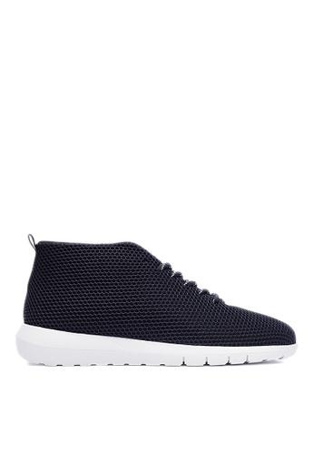 Life8 black Mesh Sport Shoes With Deodorant Footbed-09376-Black LI286SH83GDOMY_1
