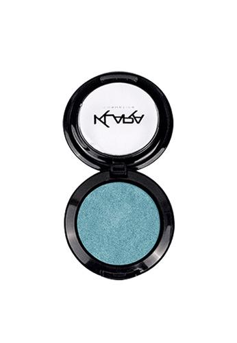 KLARA COSMETICS blue Shimmer Eyeshadow #14 - Shinning Light Blue 06AFFBE5A8B197GS_1
