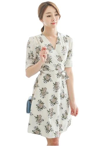 0f4643fb83790 Flower Pattern Dress