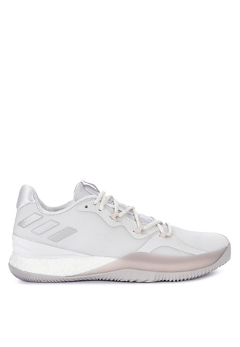 adidas white adidas crazy light boost 2018 E708ESH617BD3CGS_1