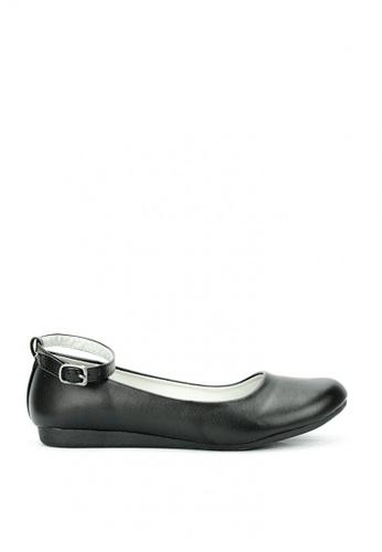 Cardam's Lifestyle black CLS 94839 Black School Shoes 5A0D0SH857805FGS_1