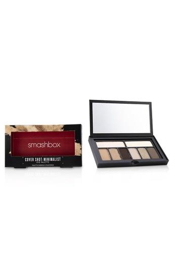 SMASHBOX SMASHBOX - Cover Shot Eye Palette - # Minimalist 6.2g/0.21oz 67DF2BEE334A22GS_1
