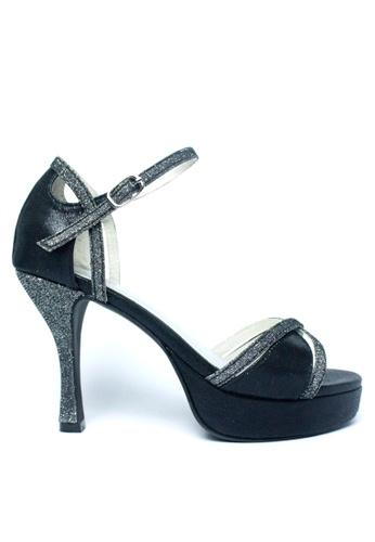 Ohrelle black Nancy Formal Platform Sandals OH449SH81WMCPH_1