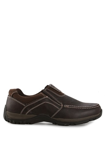 Weinbrenner brown New Alpes Loafers WE424SH22JKJID_1