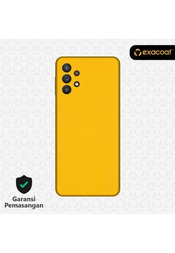 Exacoat Galaxy A32 Skins True Colors - Lemon Yellow 26F5FES56CE072GS_1