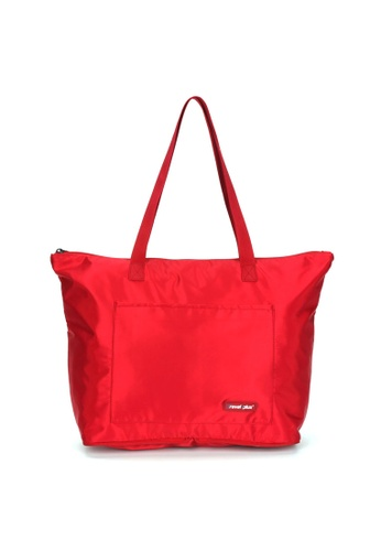 Travel Plus red Ami Folding Handbag 3C368ACADE2B63GS_1
