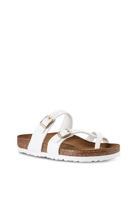 Birkenstock Mayari Patent Sandals
