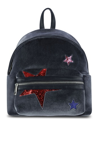 Something Borrowed blue Star Backpack 82292ZZ7ECF950GS_1