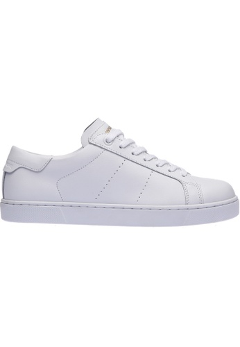 paperplanes white Paperplanes-1353 Classic Leather Fashion Sneakers Shoes US Women Size PA355SH56FNRSG_1