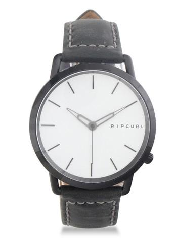 Ultra Midnight Leather Watch