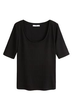 5973b9040f Shop MANGO T-Shirts for Women Online on ZALORA Philippines