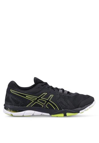 Asics black Gel-Craze TR 4 Shoes F98E8SH733CE20GS_1