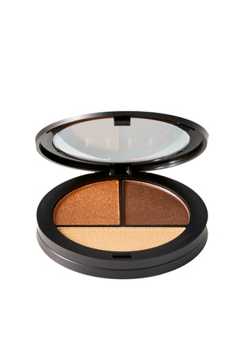 ELLE brown and multi and beige and gold ELLE Makeup Eye Shadow Pallette Blonde 35B13BE70D70FFGS_1