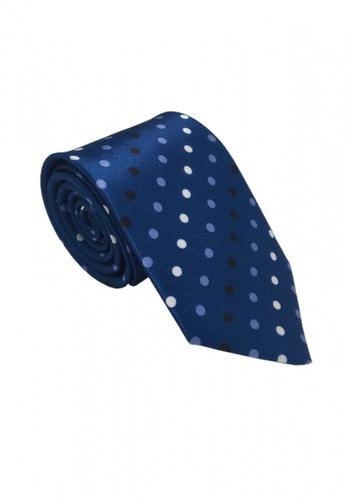 The Little Link Cufflinks blue Anton Tie TH089AC67FSASG_1