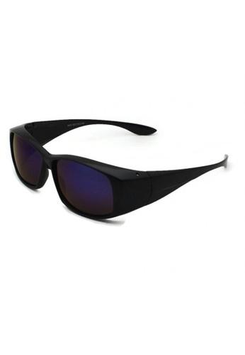 jojo black Classic Fitover Polarized Sunglasses F1E80GL4F753E9GS_1