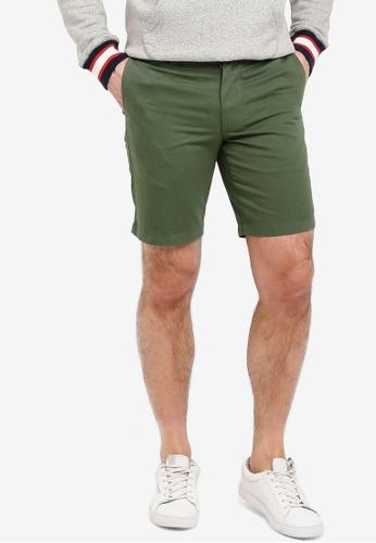 J.Crew 綠色 9 Inch Garment Dye Chino Short 7792FAAF26A52FGS_1