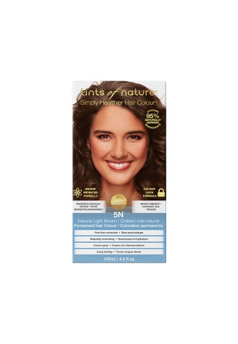 Tints of Nature Tints of Nature Natural Light Brown Permanent Hair Dye 5N 0837BBED5FFAA9GS_1