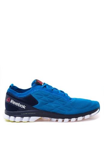 Reebok blue Sublite Super Duo 3.0 Running Shoes RE600SH37DWWPH_1