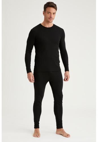 DeFacto black Man Underwear Knitted Bottom B5F5FAA00DB268GS_1