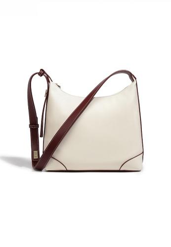 Twenty Eight Shoes Classic Color Matching Faux Leather Shoulder Bag JW FB-6751 536C4AC5A0780EGS_1
