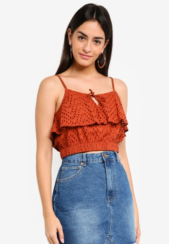 Cotton On brown Brooke Cami 8B632AA73D0946GS_1