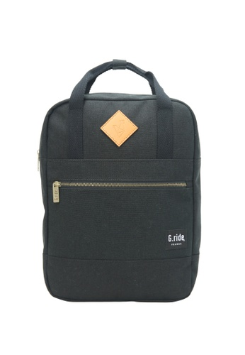 G.ride black Diane Backpack 69525AC03AEB47GS_1