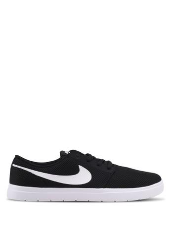 Nike black Men's Nike SB Portmore II Ultralight Skateboarding Shoes NI126SH0WCKJID_1
