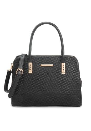 Chenson Black Elegant Office Lady Women Cross Sling Bag 83128acf82bb53gs 1