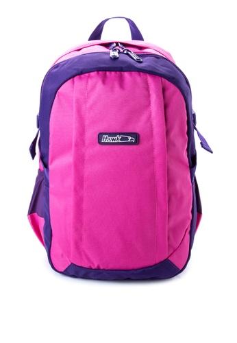 Hawk pink Durashield Fabric 4818 - HWK Backpack Bag HA267AC62GQVPH_1