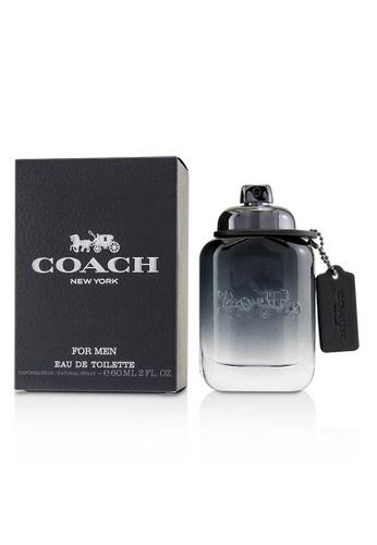Coach COACH - For Men 時尚經典男性淡香水 60ml/2oz CD5AFBEDEA57E8GS_1