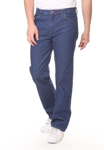 c2dca4a9 Wrangler blue Wrangler x VANS Jeans WRVANIMCBC01A18 Dark Blue  7DDF5AA3312A8DGS_1