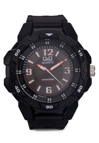 VR54J002Y 電子厚框圓錶,esprit招聘 錶類, 飾品配件