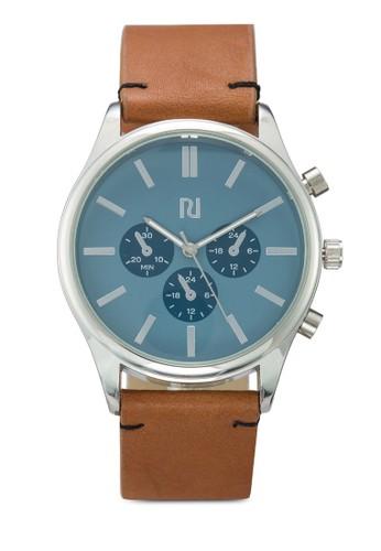 三副錶盤仿皮圓錶esprit香港分店, 錶類, 其它錶帶
