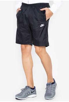 7fecb5f56 Nike black Nike Sportswear Men s Woven Track Shorts 5114CAA83E295FGS 1