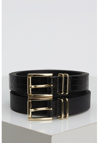 DeFacto black Women Belt 57087AC7F5471DGS_1