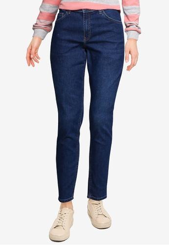 LC Waikiki blue Casual Skinny Jeans 640C7AA6E10BBBGS_1