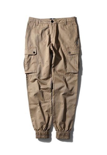 Twenty Eight Shoes Tapered Cargo Pants 8805 CCA31AA9F7C0C3GS_1