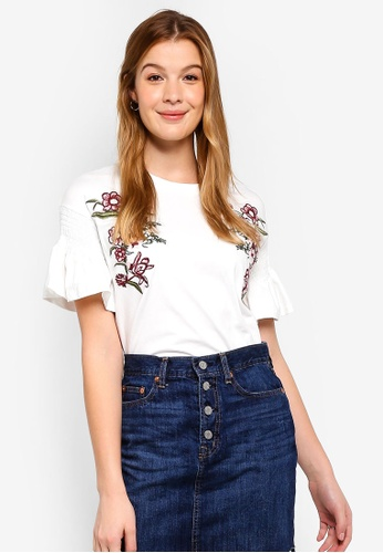 Haute Kelly white Haw Young Top B4AF2AAB1CB37DGS_1