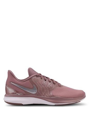 Nike brown Nike In-Season Tr 8 Premium Shoes E6573SHD233E92GS_1