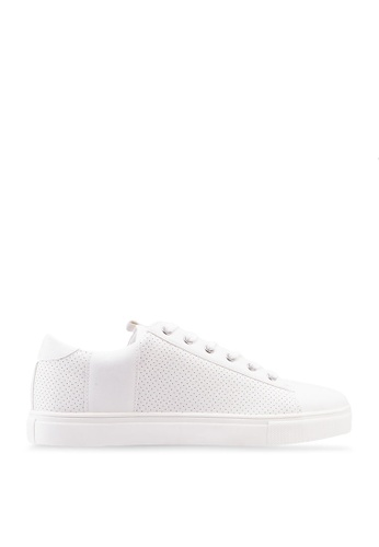 Cotton On white Dickson Classic Sneakers 87CA8SH8EACE17GS_1