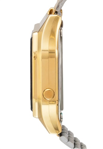 67ffa82618e Buy Casio Casio Ladies Mid-Size Gold Tone Digital Retro Watch LA-680WGA-1DF  Online on ZALORA Singapore