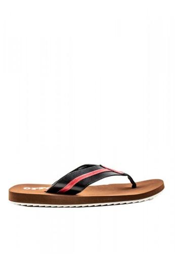 Otto multi Two Tone Slide Sandals 6B5C5SH4C5D83DGS_1