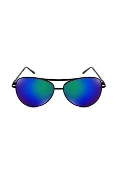Ivana Silver Chain Arm Women's Summer Sunglasses 032-Y