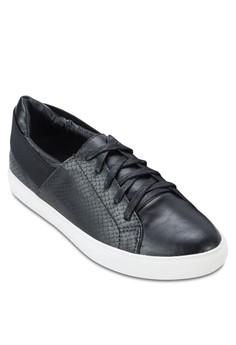 Contrast Slingback Sneaker