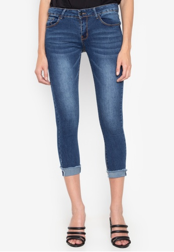 Balaynor blue Cupped Skinny Jeans 3CADCAA3C5E3FEGS_1