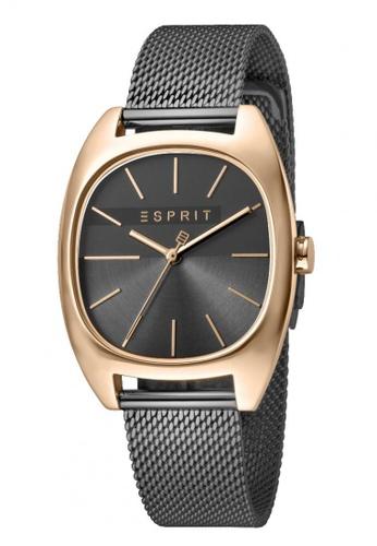 ESPRIT grey Esprit Women Infinity Grey Rosegold Mesh ES1L038M0125 429AFAC538D58EGS_1