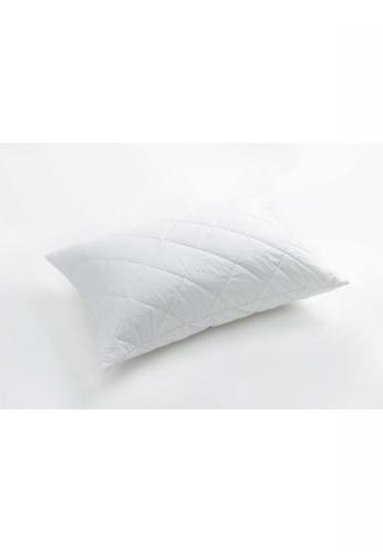 Bedding Day Bedding Day Superior Microfiber Pillow Protector E5496HLEC6258FGS_1
