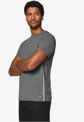 ESPRIT 黑色 短袖T恤 2FC8BAA10A0BEBGS_1