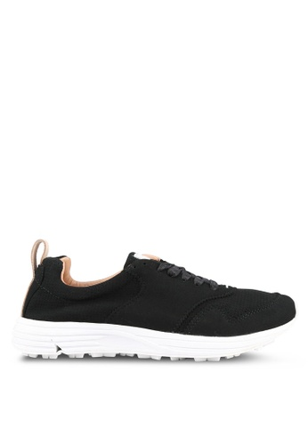 Rawrow black Wax 100 Chamude Sneakers RA312SH0RQM2MY_1