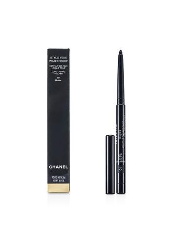 Chanel CHANEL - Stylo Yeux Waterproof - # 10 Ebene 0.3g/0.01oz E7F8ABE0F73721GS_1